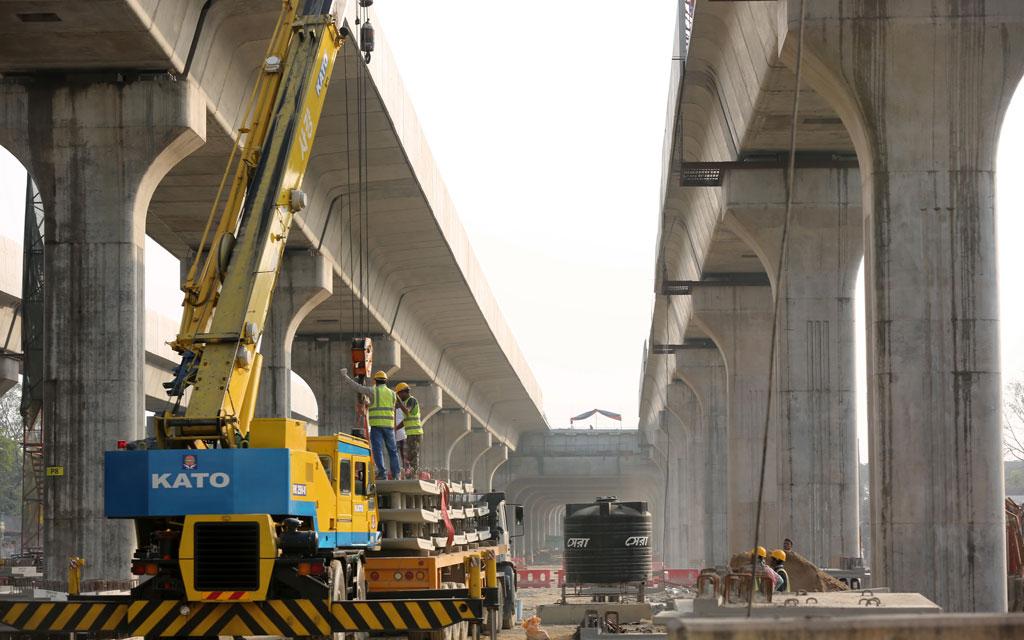 dhaka metro rail project